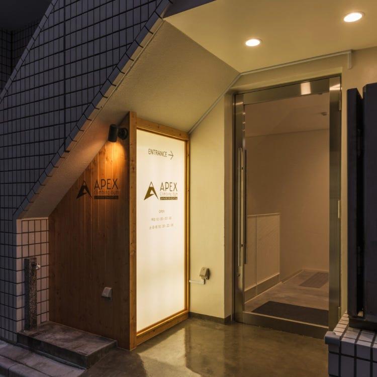 APEX クライミングジム 新宿西口店