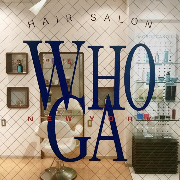 HAIR SALON WHO-GA N.Y.