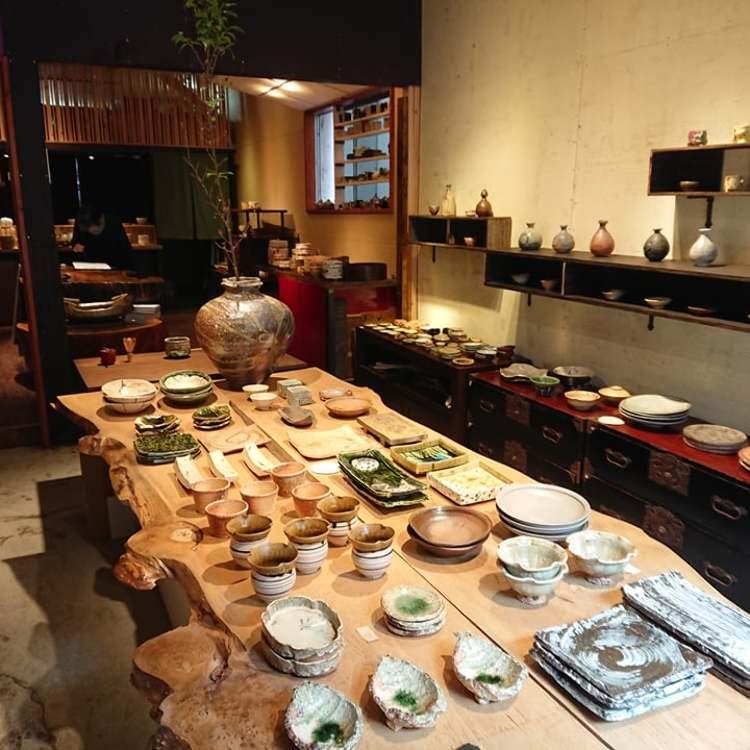 Asakusa Japanese Pottery Gallery Tobetobekusa
