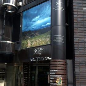 ARC'TERYX TOKYO GINZA