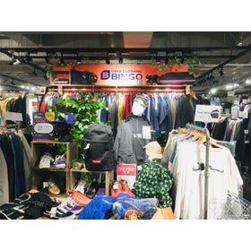 BINGO Shibuya MODI shop