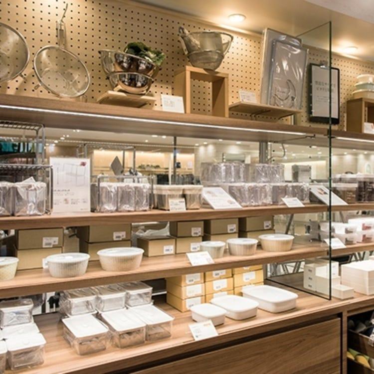 Lifestyle goods store Keyuca Ginza