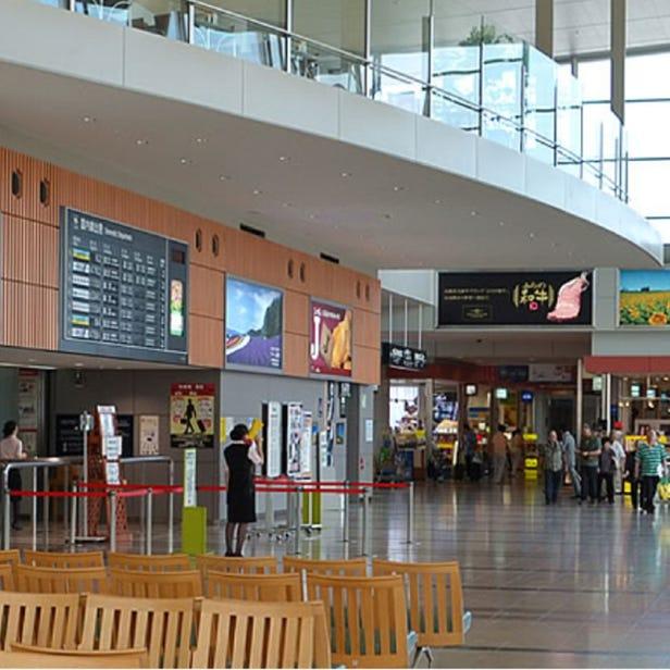旭川机场航站楼