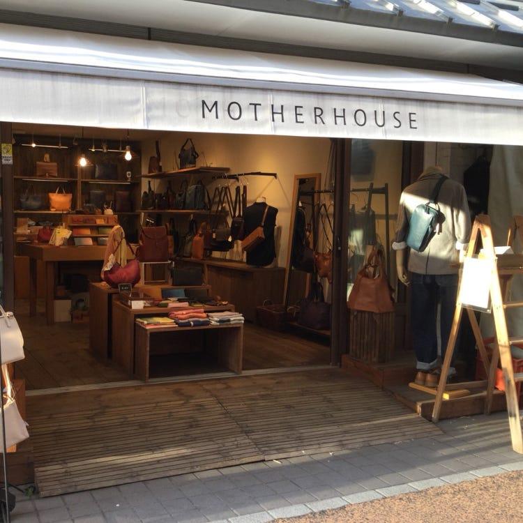 MOTHERHOUSE Yanaka Store