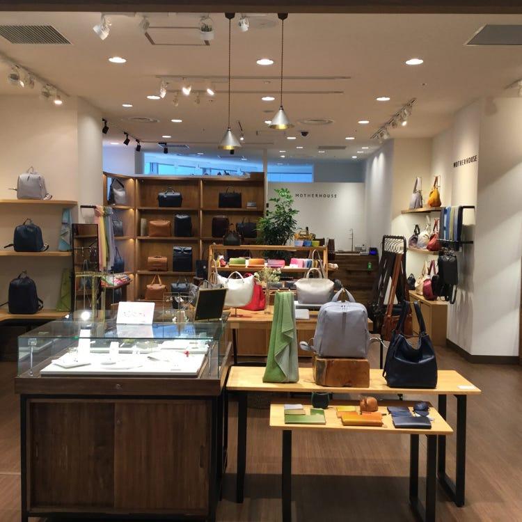 MOTHERHOUSE PARCO_ya Ueno Store