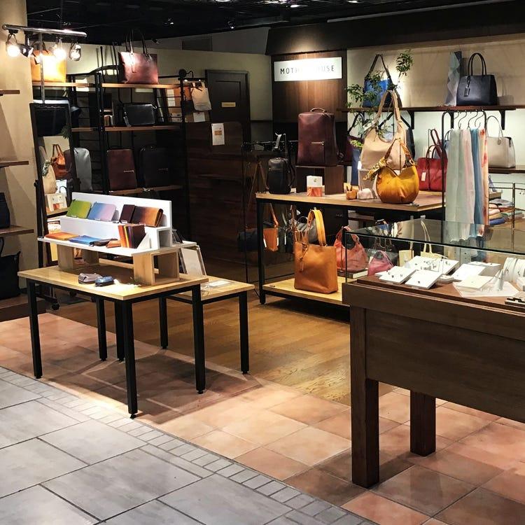 マザーハウス小田急新宿店