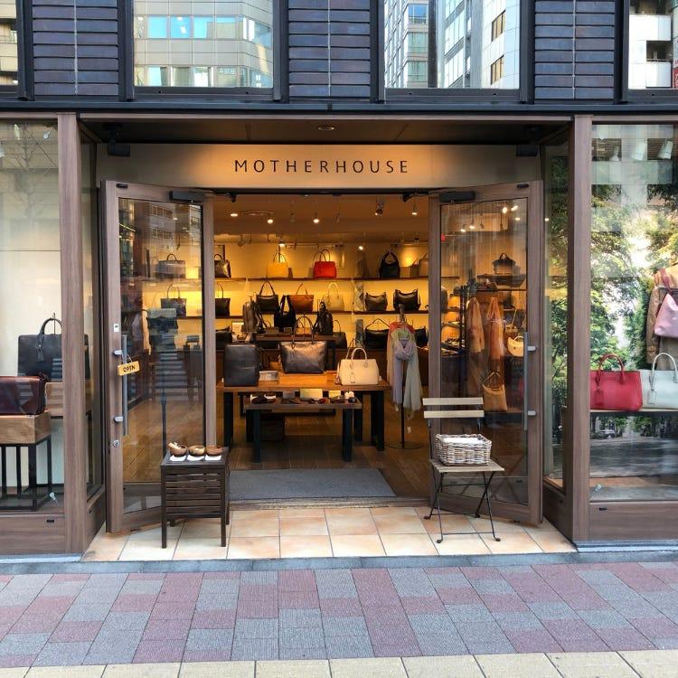 MOTHERHOUSE Higashi-ginza Store