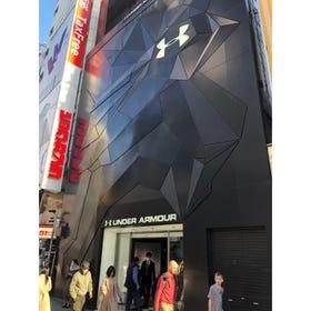 UNDER ARMOUR CLUBHOUSE Shibuya