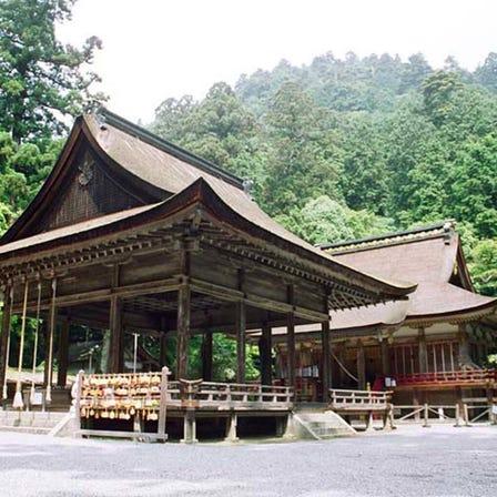 Hiyoshi Taisha Shrine