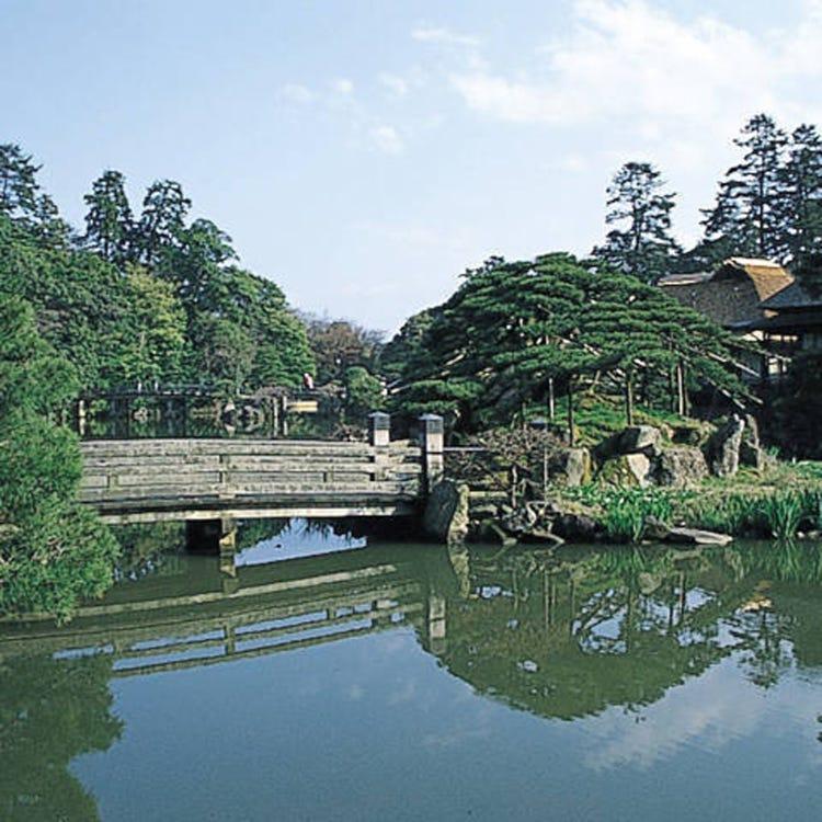 Genkyuen Garden