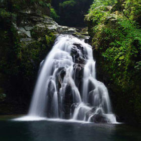 The 48 Falls of Akame