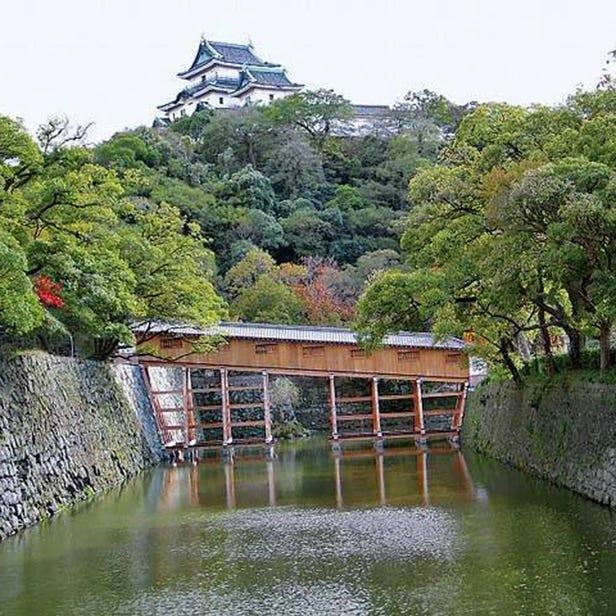 화카야마조 성