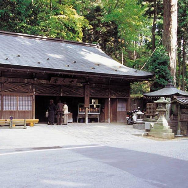 Nyonindo Temple