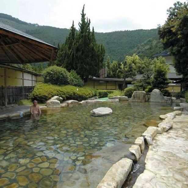Watarase Onsen Hotel Sasayuri, Yamayuri, and Himeyuri