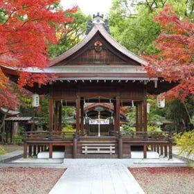 Nashinoki Jinja Shrine