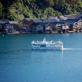 Ine Bay Sightseeing Boats