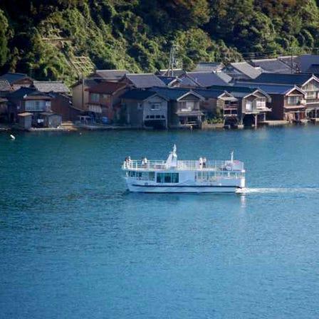 伊根灣遊覽船
