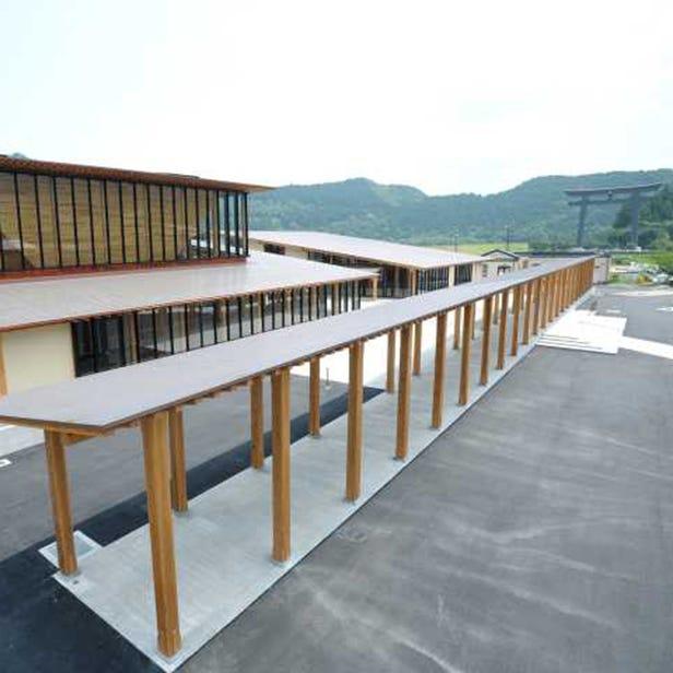 世界遗产熊野本宫馆