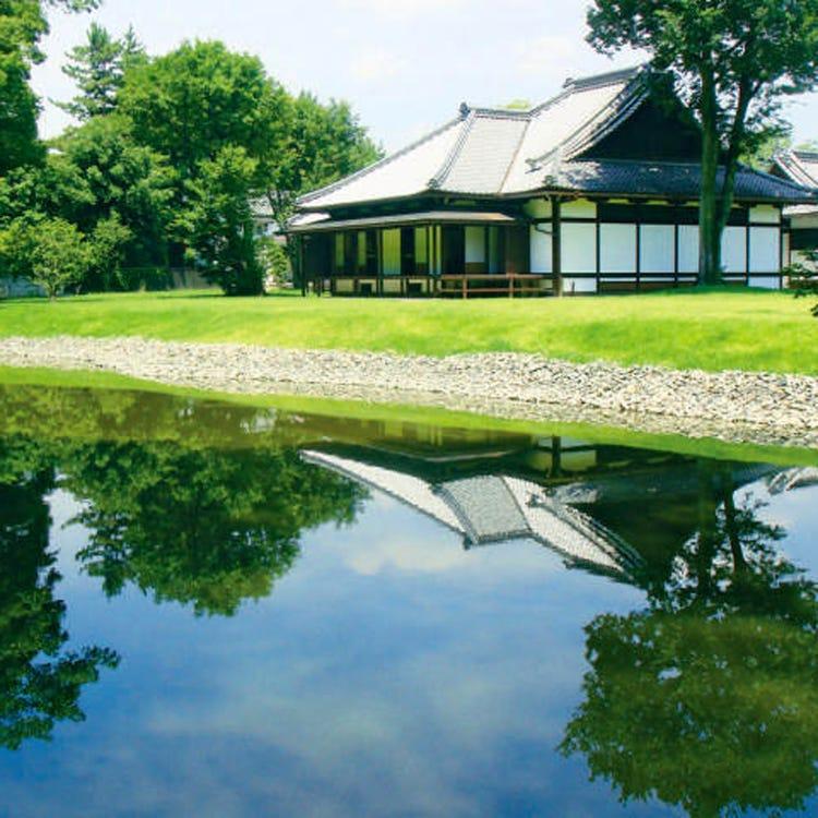 Kyoto Gyoen National Garden