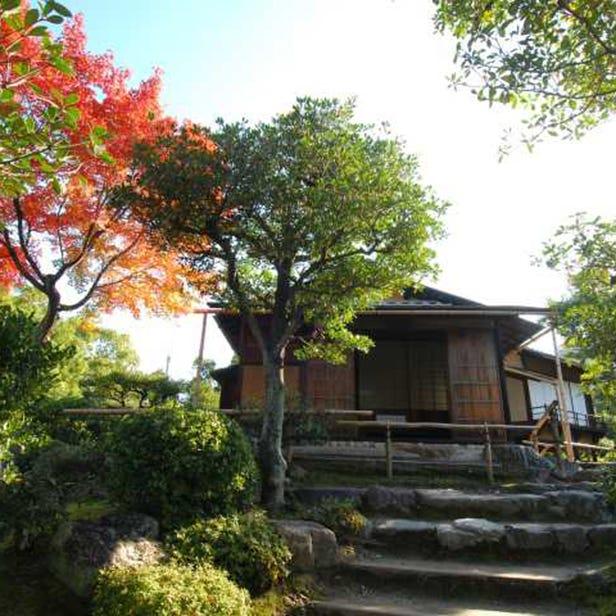 東本願寺 涉成園(枳殼邸庭園)