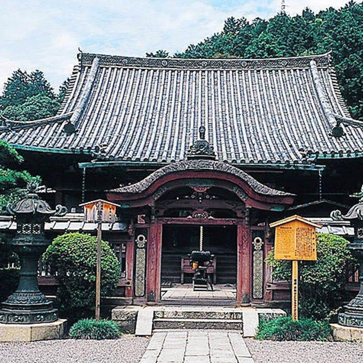 Bishamon-do Temple