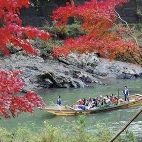保津川遊船