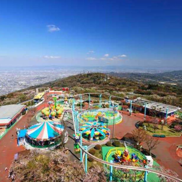生驹山上游乐园