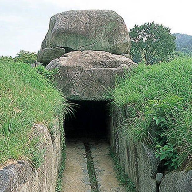 石舞台古坟