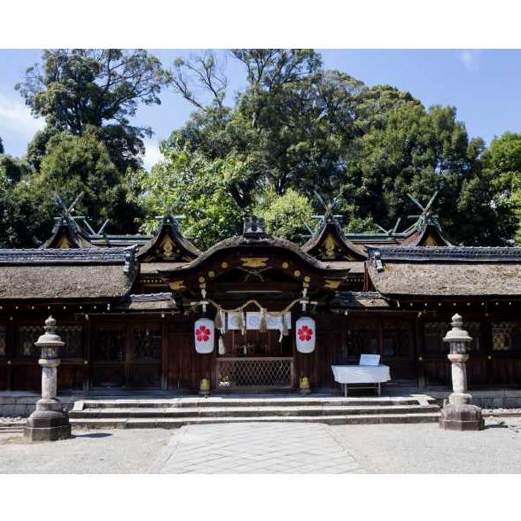 Hirano Jinja Shrine