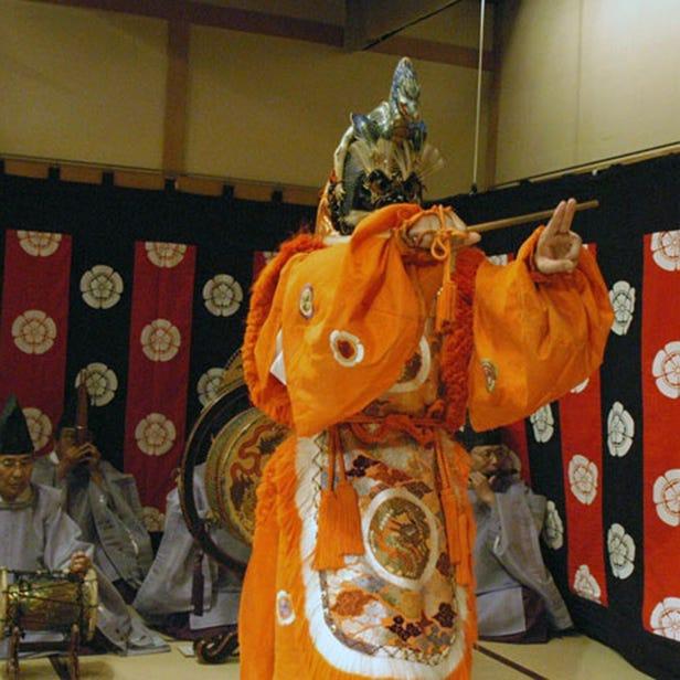 야사카회관 기온코너