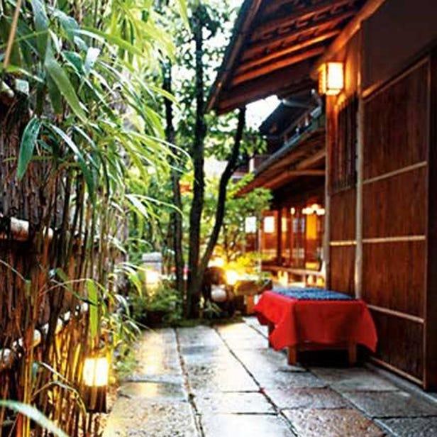 Sohonke Yudofu Okutan Nanzen-ji Temple
