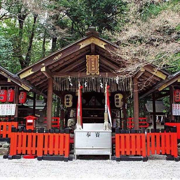 Nonomiya Shrine