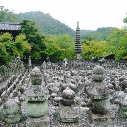 Adashino Nenbutsu-ji Temple