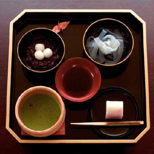 七條甘春堂 且坐喫茶