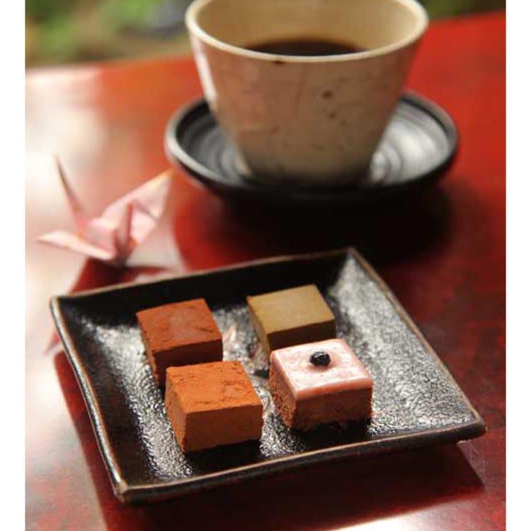 京都生巧克力