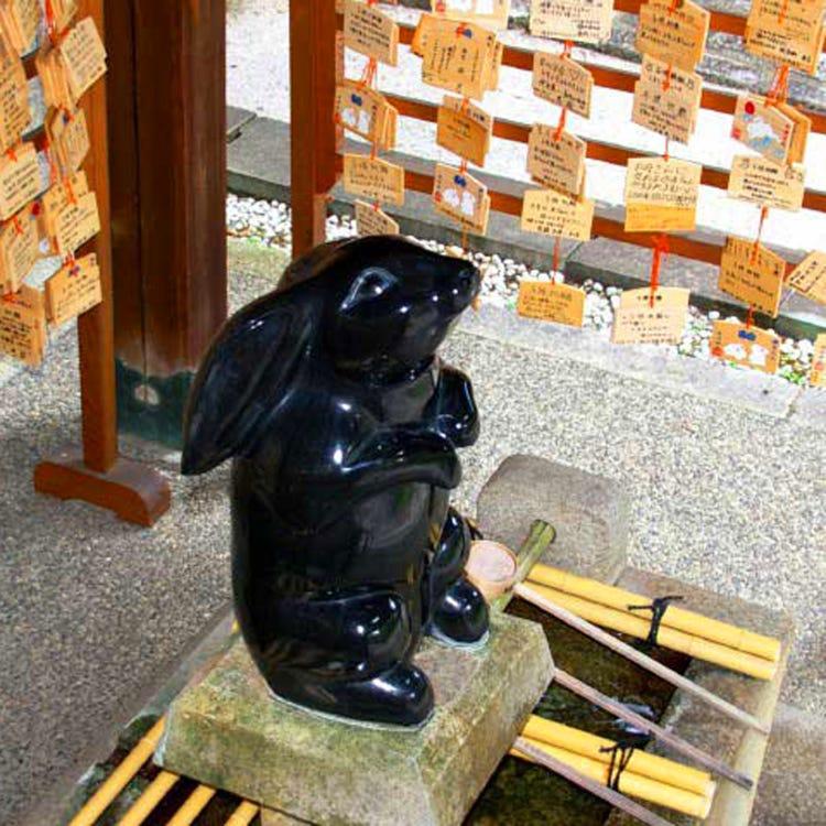 히가시텐노 오카자키진자 신사