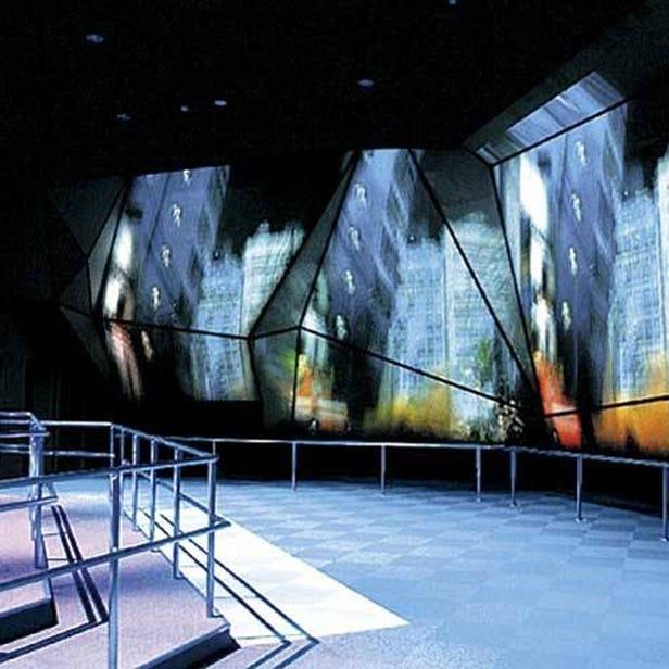 阪神・淡路大地震纪念 人类与防灾未来展览中心