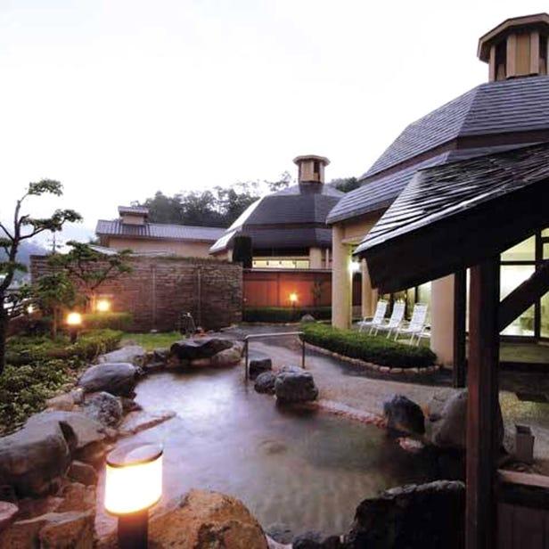 ホテル シルク温泉やまびこ