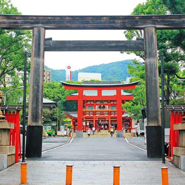 Ikuta Shrine