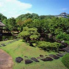 히메지조 니시오야시키아토 정원 고코엔