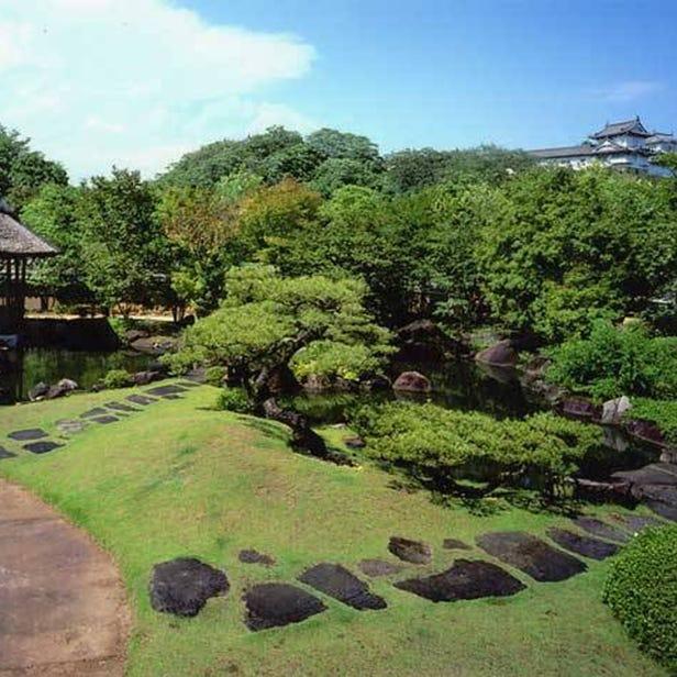 姬路城西御屋敷跡庭園 好古園