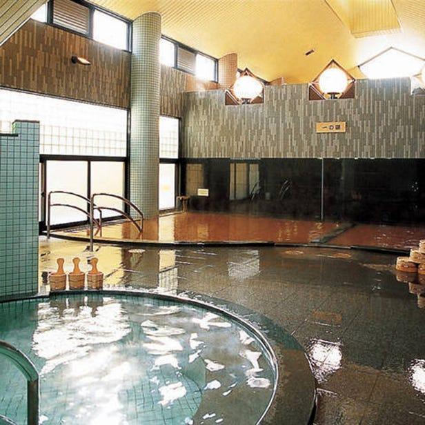 有马本温泉 金之泉