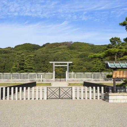 Tomb of Emperor Nintoku (Daisen Kofun)