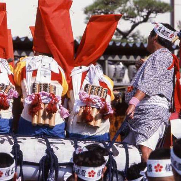 덴진마쓰리 축제