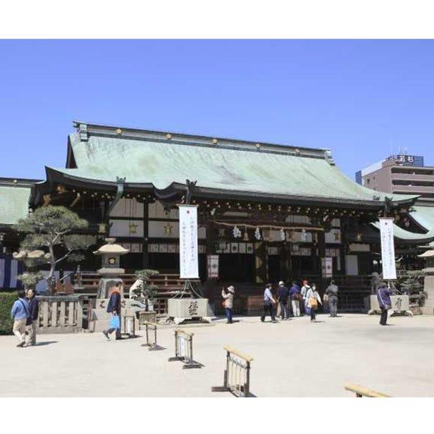 Osaka Tenmangu Shrine