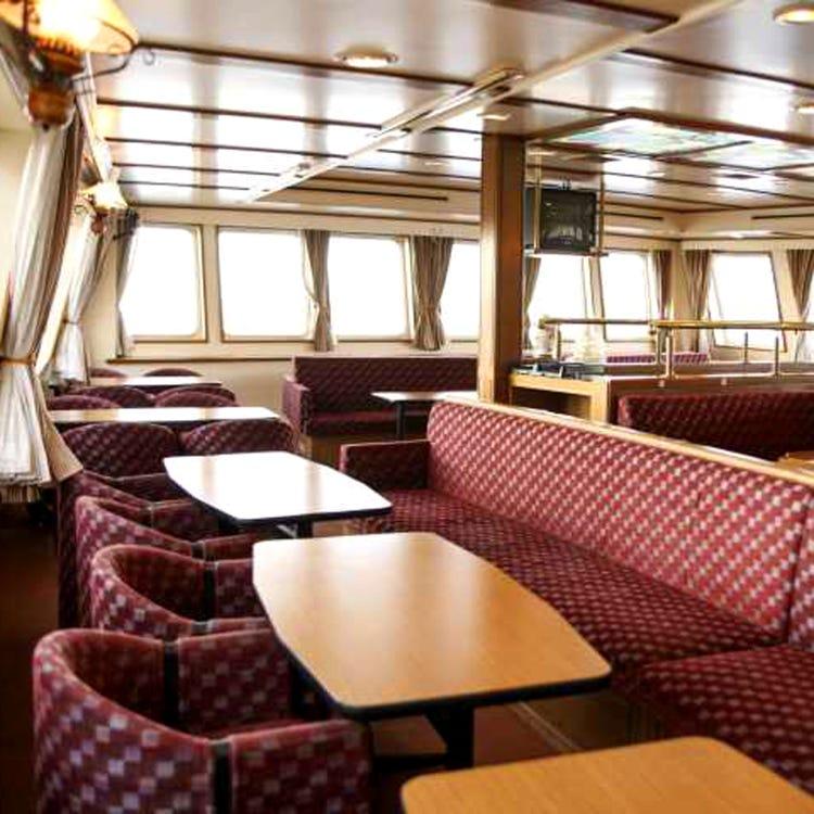 大阪港帆船型觀光船 聖瑪麗亞號