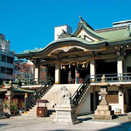 Namba Shrine