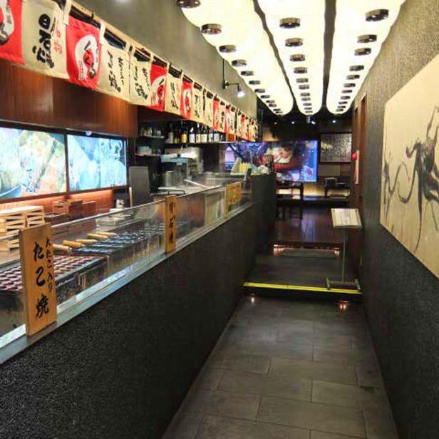 Dotonbori Kukuru Main Shop
