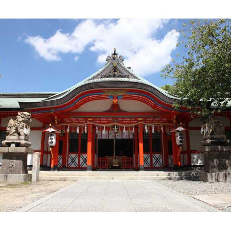 Tamatsukuri Inari Shrine