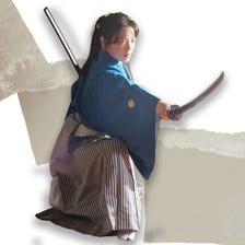 武士剣舞劇場